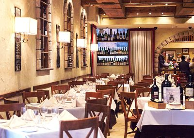 La Masseria NYC 48th Street interior