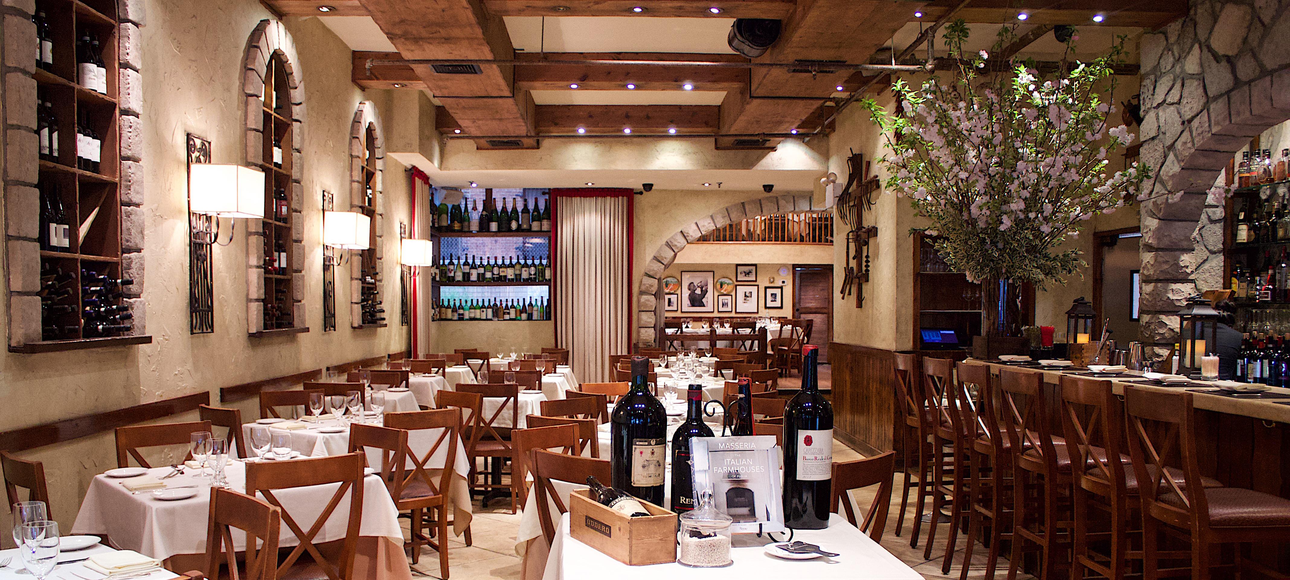 La Masseria New York City Authentic Italian Cuisine